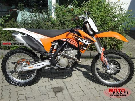 Ktm 250 Specs Ktm 250 Sx F 2011 Specs And Photos