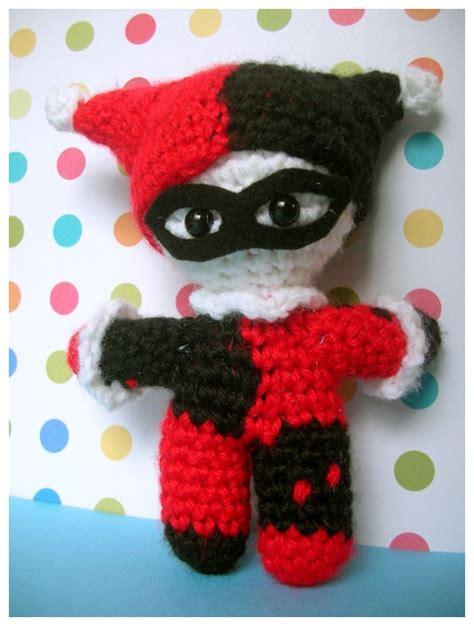 amigurumi joker pattern harley quinn amigurumi crochet pinterest arte