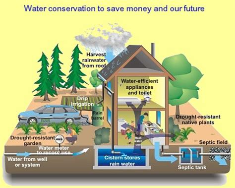international water conservation to secure the future of