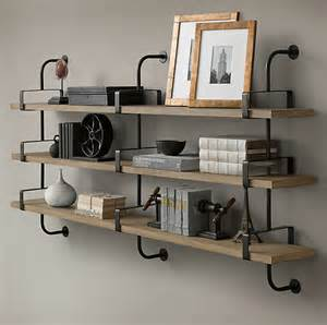 Circular Bookshelves - shelf ideas for the modern man cave dudeliving