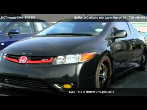 2007 honda civic si coupe 2d for sale in lafayette, in