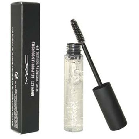 Mac Eyebrow Gel mac brow gel clear reviews photo ingredients makeupalley