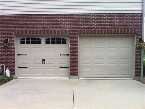 how to dress up a garage door best 25 garage door decorative hardware ideas on