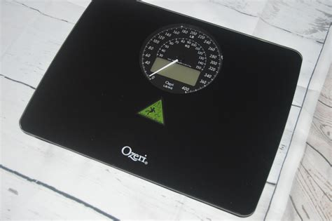 Ozeri Bathroom Scale by Ozeri Rev Digital Bathroom Scale Review