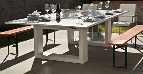 Ping Pong Dining Room Table by Dewulf Ping Pong Dining Table Concrete Ping Pong