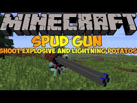 spud gun mod!   [w.i.p] [forge] [1.6.4] minecraft mod