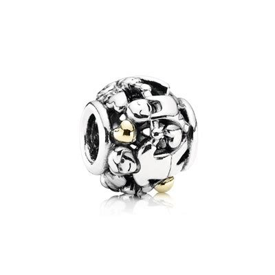 Family Forever Charm   791040   Charms   PANDORA
