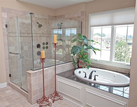 Bathroom With Tub And Shower New Home Design Trends For 2011 Livebetterbydesign S