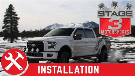 2017 f150 light bar 2015 2017 f150 n fab light bar with kc hilites 6 quot pro
