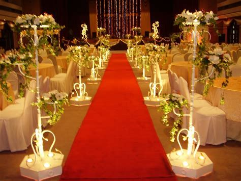 EVENT DECORATION: WEDDING DECORATIONS   MALAYSIA =PART 1