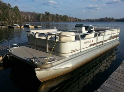 pontoon boat with cabin beautiful log cabin with pontoon boat on delta lake in