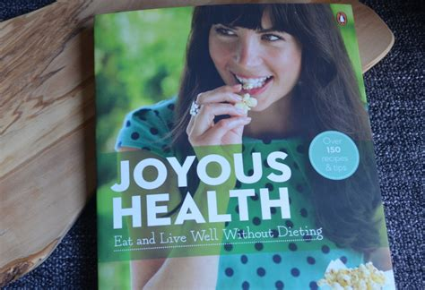 Joyous Detox Book Review by Joyous Health Book Review And Recipe Scribbles Sass