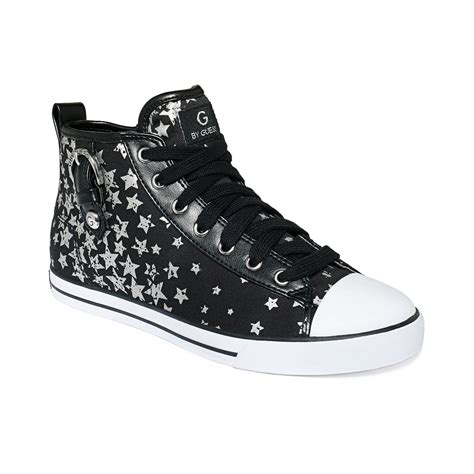 guess sneakers g by guess g by guess shoes maree high top sneakers in