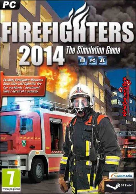 firefighters    full version pc game setup