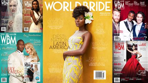 Where To Buy Bridal Magazines by Buy Your World Magazine World Magazine