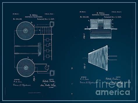 tesla transformers nikola tesla s electrical transformer patent 1897