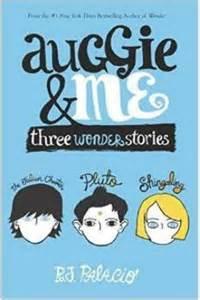 book review: auggie & me: three wonder stories, by r.j