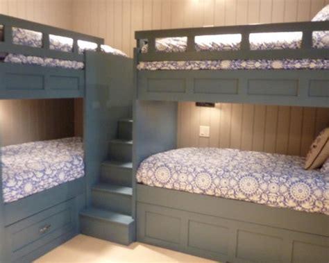 corner bunk beds houzz