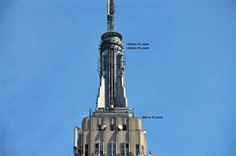 empire state building deck vs top deck the welcome empire state building 15 top secrets