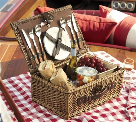 picnic basket ideas 12 fantastic picnic baskets for outdoor entertaining photos huffpost