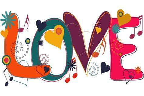 imagenes de la palabra i love you bonitas letras formando la palabra love 28903