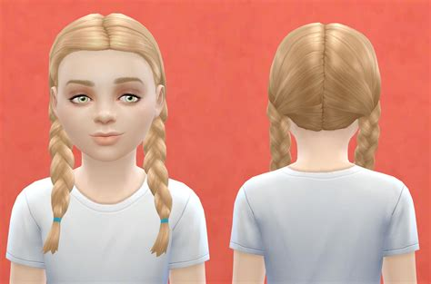 sims 4 children cc pickypikachu child hairstyle sims 4 hairs http