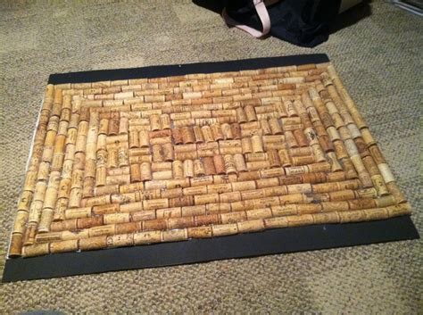 cork floor mat great ideas