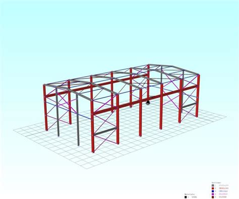 structural layout of industrial building act industrial pre fabricated steel buildings steel