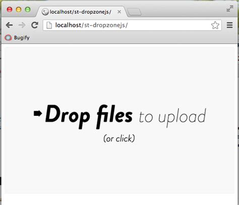 php tutorial to upload image dropzonejs php how to build a file upload form