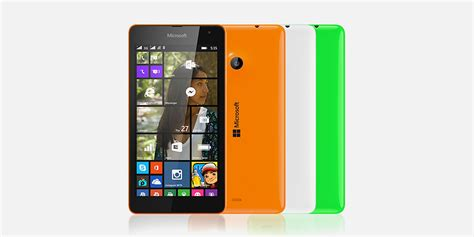 Hp Nokia Microsoft Lumia 535 microsoft lumia 535 specifications photos and price