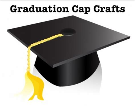 free craft templates for graduation cards graduation cap crafts