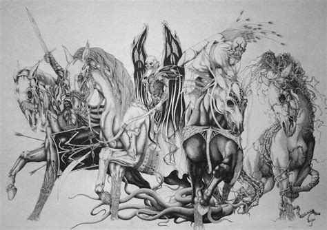 four horsemen of the apocalypse tattoo lucifer s covenant mystery of the iniquity