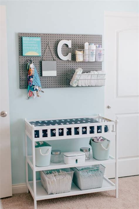 Nursery Changing Table Ideas 28 Changing Table And Station Ideas That Are Functional And Digsdigs
