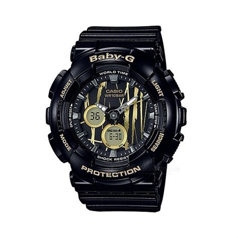 Casio Baby G Ba 120 Sp 1 casio baby g ba 120sp 1a 100m reloj digital 243 gico