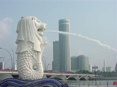 in singapore merlion park singapore city 360