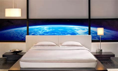 wonderfully designed mural wallpapers   bedroom