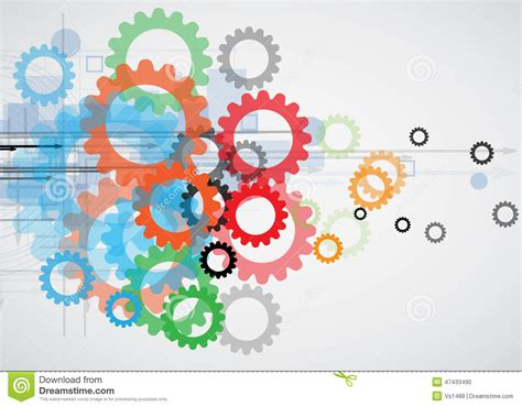 Best Innocation Ideas For Who Did Mba by Integration And Innovation Technology Stock Vector Image
