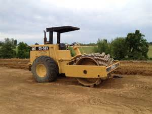 construction equipment 101 the sheep s foot roller