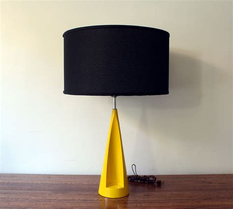 modern yellow mid century modern laurel yellow l