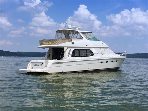 boat loans kentucky 2005 carver 56 voyager skylounge power new and used boats