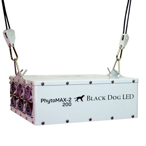 400 watt led grow light black phytomax 2 400 watt led grow light fixture