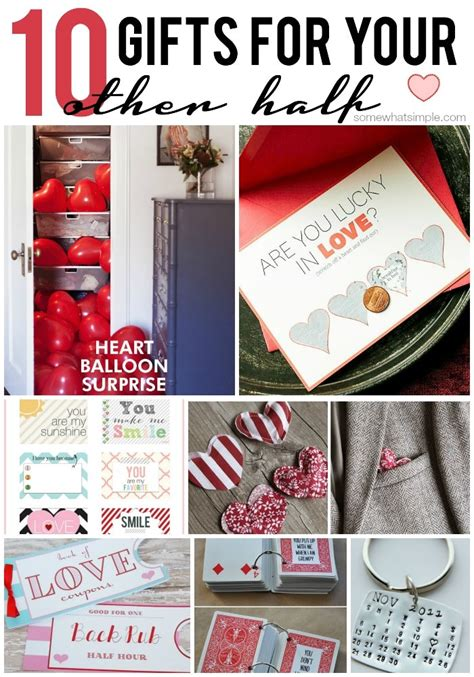 what to buy a on valentines day 10 handmade gifts for him somewhat simple