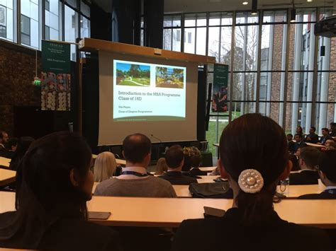 Insead Mba Experience by Insead Impressions Of Fontainebleau The Insead