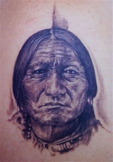 sitting bull tattoo 254 best images about black and grey tattoos on