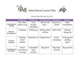 Lesson Plan Template For Infants by 39 Best Images About Lesson Plan Forms On