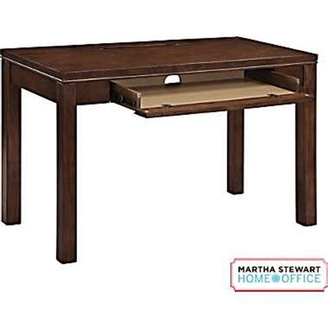 Martha Stewart Office Desk Martha Stewart Home Office Blair Desk In Walnut Brown For The Home Pinterest