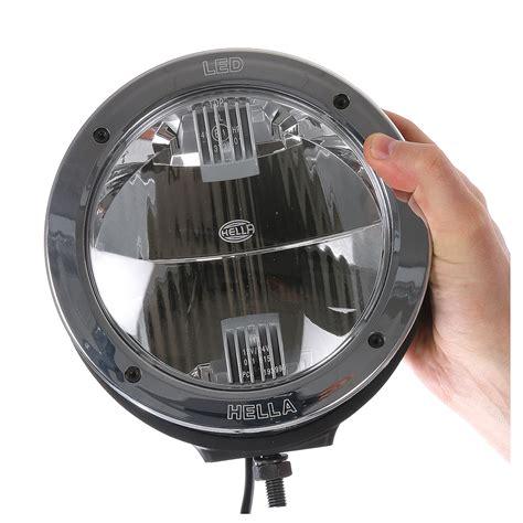 Lu Led Motor 3 led lis 228 valo 7 quot hella luminator compact led 339 00
