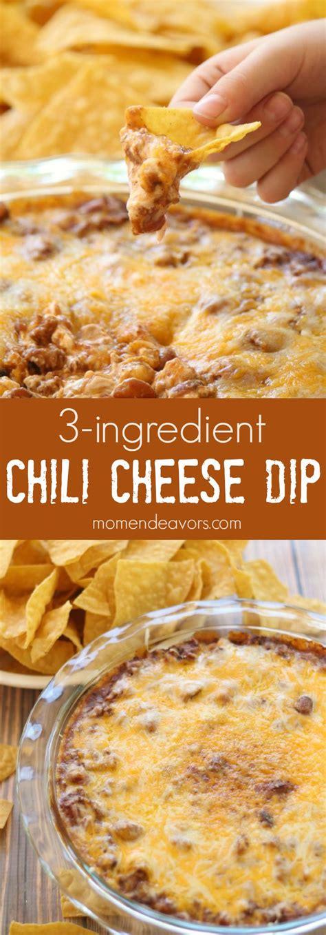 chili cheese recipe football tailgate chili cheese dip