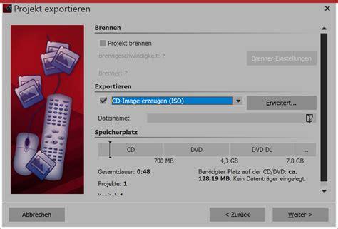 format export dvd export a project gt menu wizard gt how to gt generating vob files