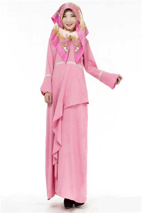 Baju Box Dress fashion baju kurung muslim abaya dresses islamic